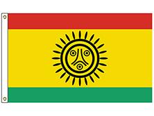 Jatibonicu Taino Tribe Flag