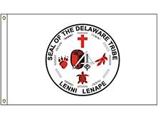 Lenni Lanape Tribe Flag