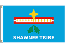 Loyal Shawnee Tribe Flag