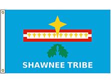 Loyal Shawnee Tribe Flag