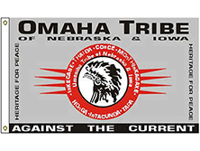 Omaha Tribe Flag