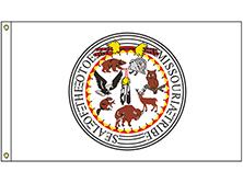 Otoe-Missouria Tribe Flag