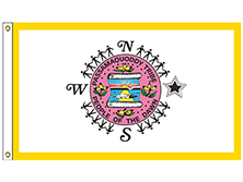 Passamaquoddy Tribe Flag