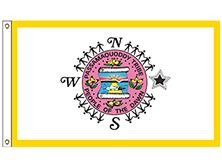 Passamaquoddy Tribe Flag