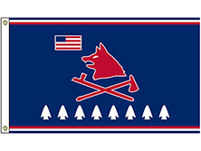 Pawnee Tribe Flag