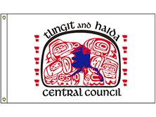 Tlingit & Haida Tribe Flag