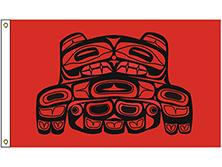 Upper Skagit Tribe Flag