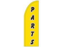 Parts Half Drop Feather Flag