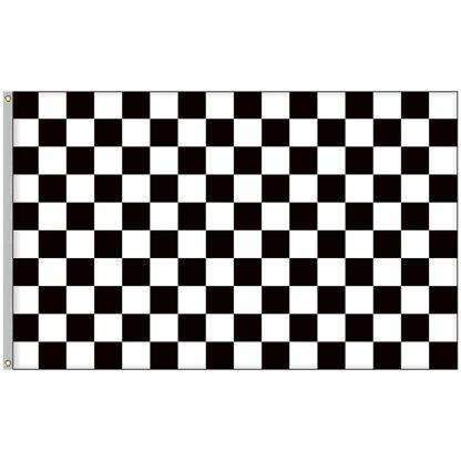 BWF-58 5' x 8' Outdoor Checkered Flag-0