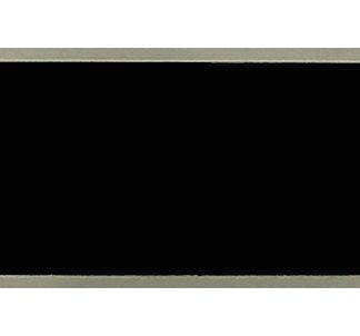 NP101-1 Black Brass Engraving Plate for Flag Cases-0