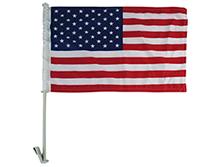 U.S. Car Flags