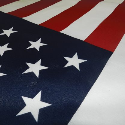 PCF-35 3' x 5' U.S. Promotional Printed Poly/Cotton Flag-45521