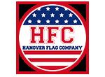 logo hanover flags