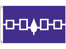 Iroquois Tribe Flag