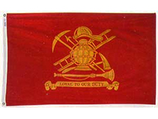 Firefighter & EMS Flags