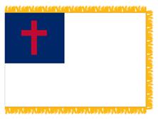 Christian Indoor Flags
