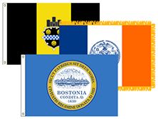US City Flags
