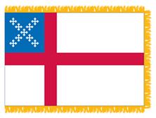Episcopal Indoor Flags