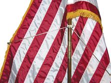 Flag Spreaders
