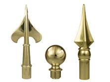 Pole Ornaments
