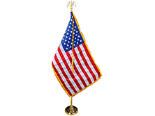 U.S. Indoor/Parade Flag Sets