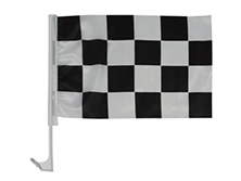 Checkered Car Flag