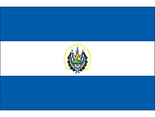 El Salvador (with seal)