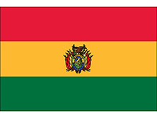 Bolivia (with seal)