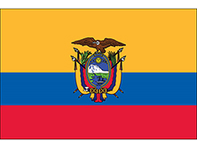Ecuador (with seal)