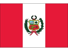 Peru (with seal)
