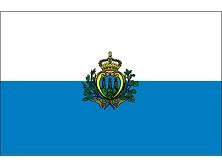 San Marino (with seal)