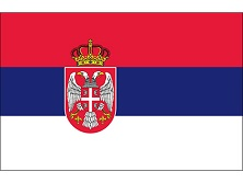 Serbia (with seal)