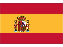 Spain (with seal)