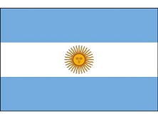 Argentina (with seal)